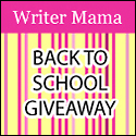 writer mama back to school